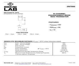 2N7000G4.pdf