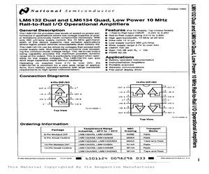 LM6132AIMX.pdf