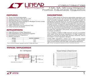 LT1085MK.pdf