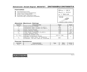 2N7000BU.pdf