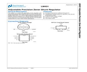 LM431CCM3X/N1B.pdf