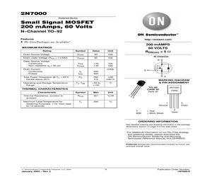 2N7000RLRAG.pdf