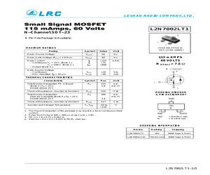 L2N7002LT1G.pdf