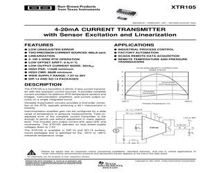 XTR105UA/2K5E4.pdf