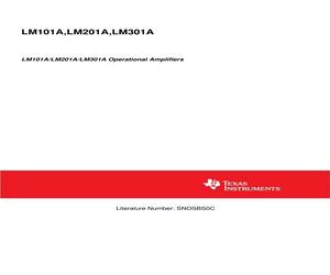 LM301AH/NOPB.pdf