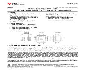 SN74AVC4T245PWRE4.pdf