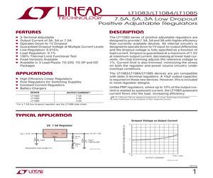 LT1085CM-3.3#TRPBF.pdf