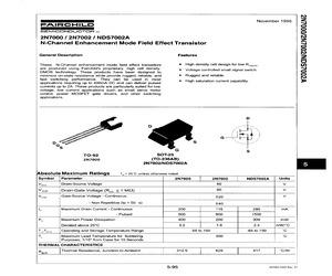 2N7000D10Z.pdf
